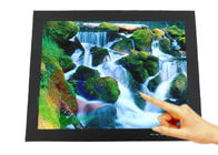 12.1 Industrial Lcd Touch Screen Monitor , Hd Mini Panel Pc Touch Screen 300 - 450nits