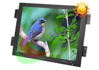 China Waterproof Advertising  17 Inch Open Frame Monitor , Hd Mini Outdoor Lcd Screen company