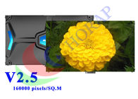 Electronic Rental 2.5mm HD LED Display Waterproof High Brightness For Event