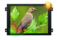 Wall - Mounted Super High Brightness LCD Monitor 1500 Nits 15 Inch 1024 * 768
