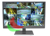 Full HD1080P LCD CCTV Monitor 21.5 Inch High Definition 250 Nits Brightness