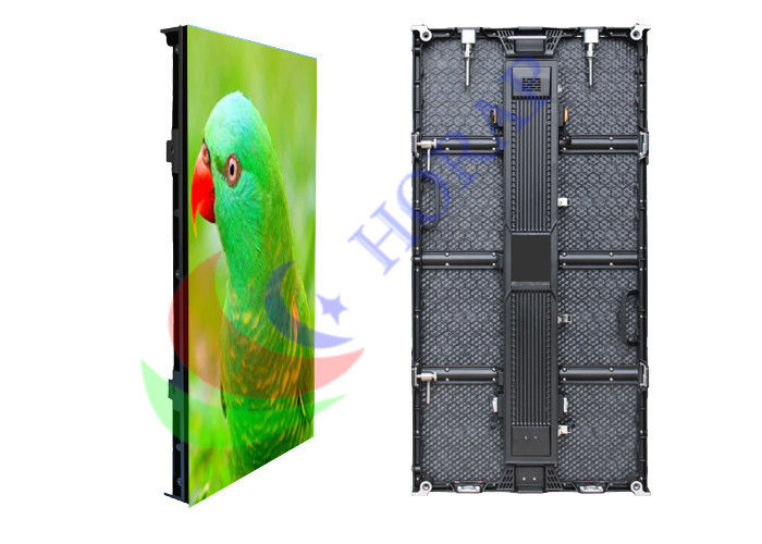 P4.81 Mobile Big Led Screen , 4.81mm Commercial Advertising Led Screen Panels