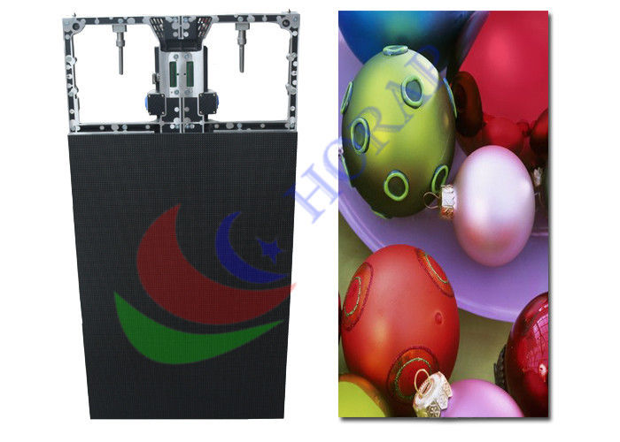 Front Service P3.91 Indoor Led Video Wall , Portable Full Color Led Display