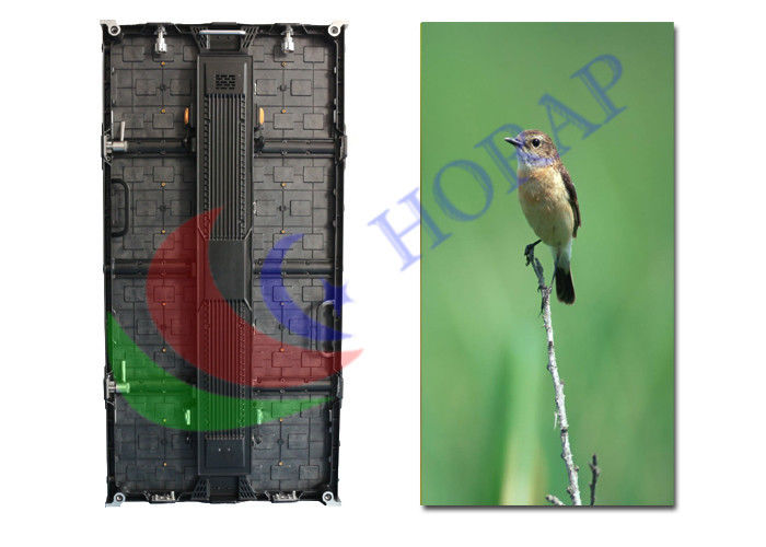 Seamless Full Color PH 4.81 Outdoor Led Advertising Screens , Outdoor Video Display  SMD 2727