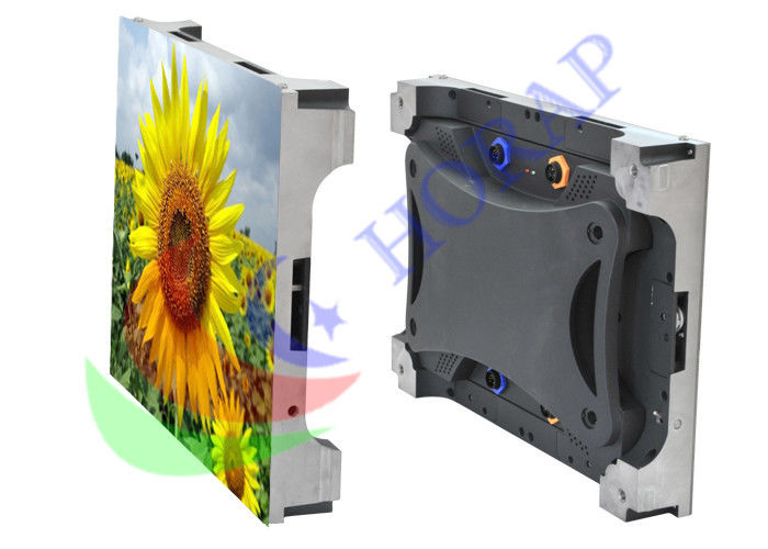 Wide Viewing Angle HD LED Display P2.9 P3.9 P4.8 P5.2 For Media Advertising