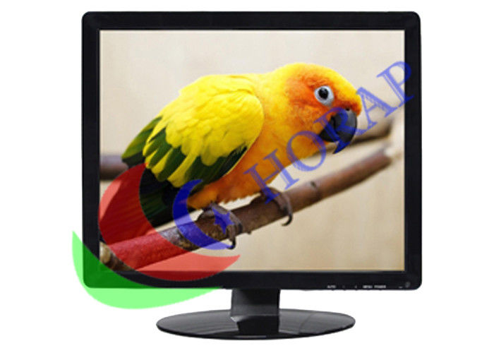 Light Weight 17 Inch Tft Lcd Monitor , Energy Saving Lcd Computer Monitor 1280*1024 Resolution