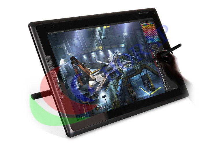 Rugged Industrial Hmi Panels IP65 Front , Touch Screen Computer Monitor Support Android