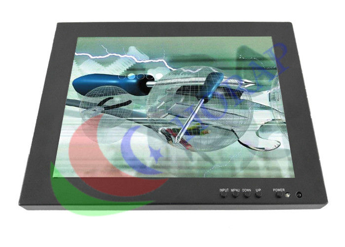 10.4 Inch High Brightness Lcd Display Screen , Sunlight Readable Tft Lcd Monitor