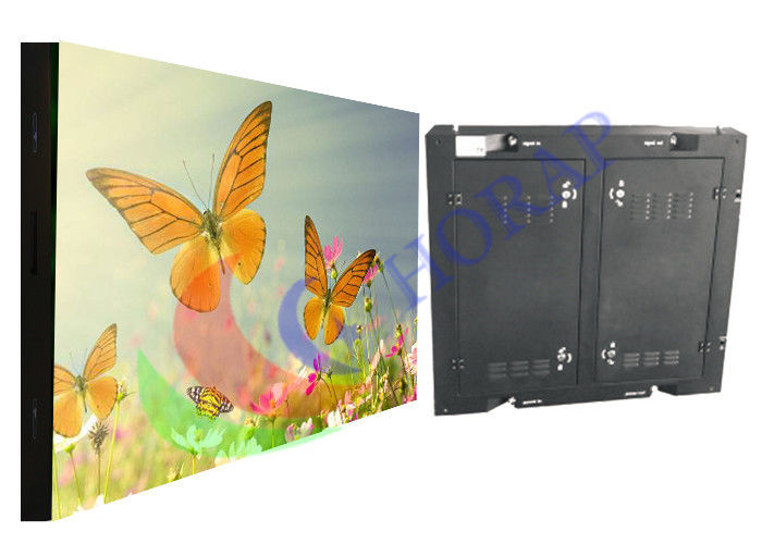 Digital P10 Outdoor Led Display  Pitch 12mm , Super Slim Outdoor Full Color Led Display