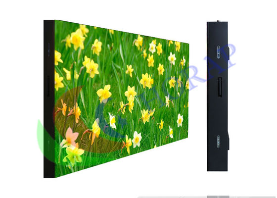 Sunlight Readable P10 Outdoor Advertising LED Display Full Color DIP346 1R1G1B