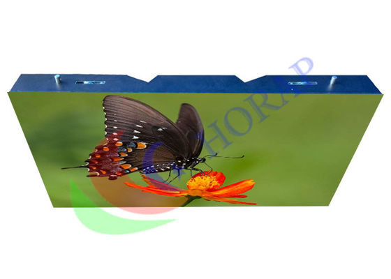 Ultra Thin Indoor Full Color LED Display 1080p Pitch 3mm Energy Saving For Shop
