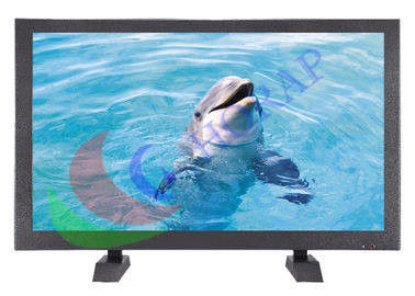 Security Surveillance 46 Inch LCD CCTV Monitor With BNC HDMI Input  4K  /  1080P